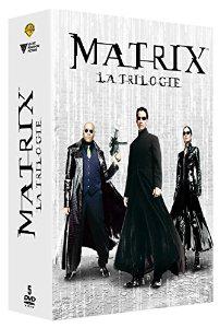 Coffret DVD Matrix La trilogie