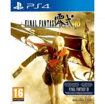 Final Fantasy Type 0 HD sur PS4 ou Xbox One