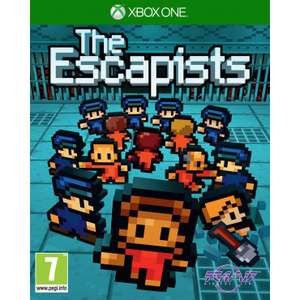 Jeu The Escapists sur Xbox One