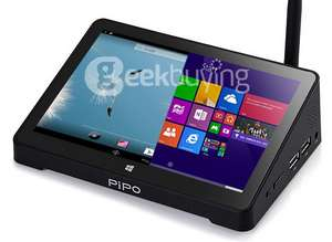 """Tablette 7"""" Pipo x8 32Go - Dualboot Windows 8.1 et Android"""