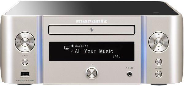 Amplificateur Marantz M-CR611 Silver Gold