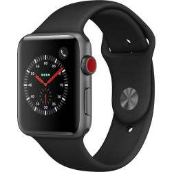 11% de réduction sur les Apple Watch Série 3 - Ex : Apple Watch Série 3 GPS + Cellular