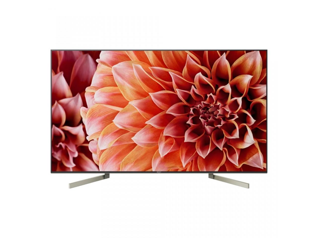 "TV 55"" Sony KD-55XF9005 - 4K UHD, dalle VA, 120Hz, Full LED, Android TV"
