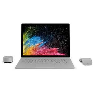 "PC Hybride 13.5"" Microsoft Surface Book 2 - Intel Core i5, 8go RAM, SSD 128 Go + Pack Office 365 offert"
