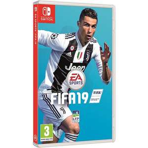 FIFA 19 sur Nintendo Switch