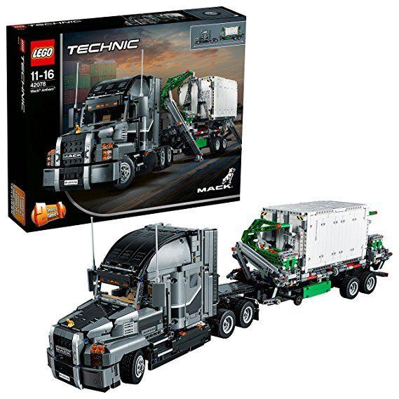 Jeu de Construction Lego Technic - Mack Anthem n°42078