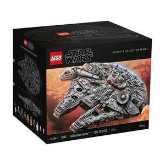 Jouet Lego Star Wars - Millennium Falcon Ultimate Collector Series (75192)