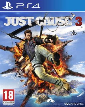 Jeu Just Cause 3 sur PS4