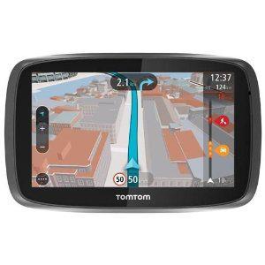 """GPS 5"""" TomTom GO 500 - Europe 45 Cartographie et trafic à vie (via ODR de 30€)"""