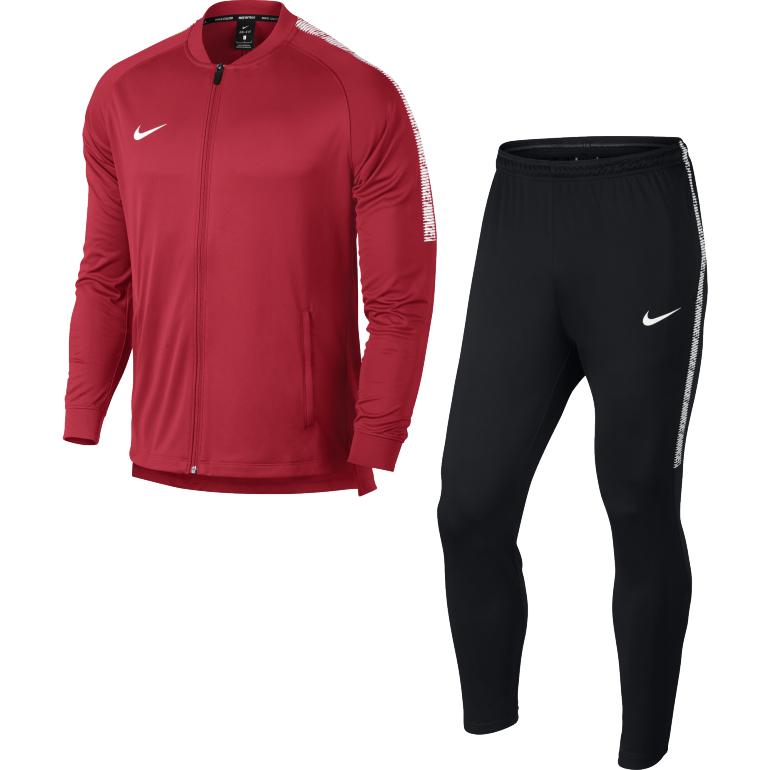 Jusqu'à 70% de réduction sur une sélection d'articles - Ex : Ensemble Survêtement Nike Fit 2017/18 - Rouge