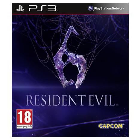 Jeu Resident Evil 6 sur PS3
