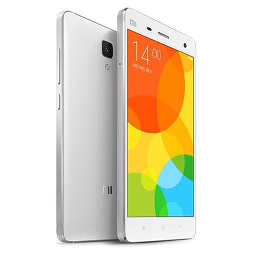 "Smartphone 5"" Xiaomi Mi 4 Full HD Quad-core 3G ,3GB Ram, 16 Go,13MP+8MP - Android 4.4.3 - Blanc"