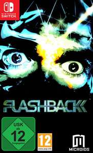 Jeu Flashback édition collector sur Nintendo Switch