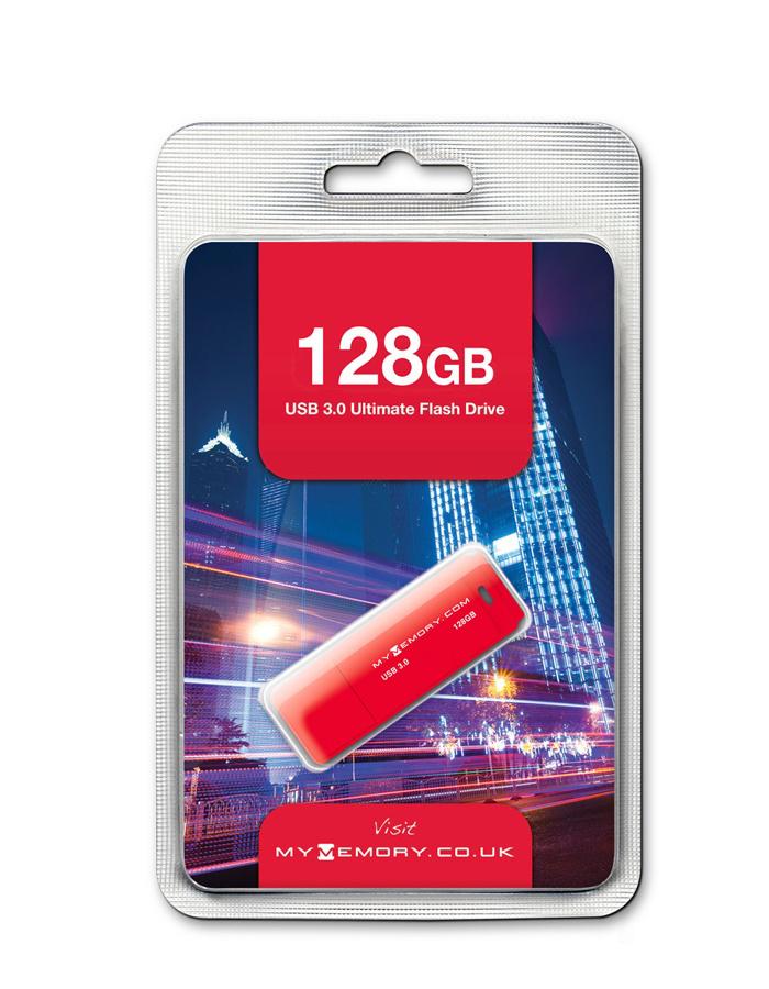 Clé USB 3.0 MyMemory - 128 Go