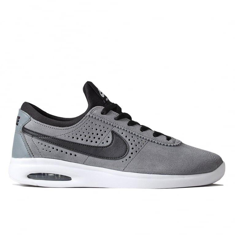 Chaussures Nike SB Air Max Bruin Vapour - gris ou noir (du 38 au 47.5) - NatterJacks