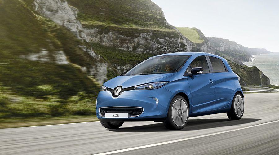 [Sous conditions] Essai gratuit de la Renault Zoé à domicile (via réservation)