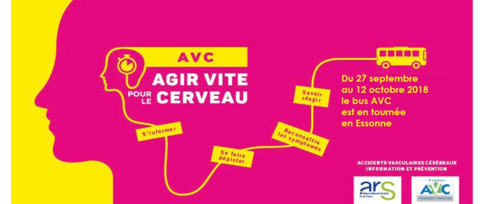 Dépistage gratuit des risques d'AVC - Essonne (91)