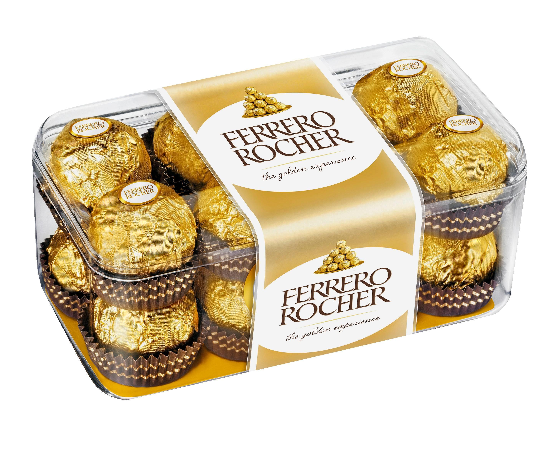 Lot de 3 boites de chocolat Ferrero Rocher - 3 x 200g