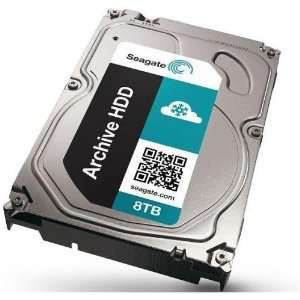 "Disque dur interne 3.5"" Seagate Archive HDD 8 To"