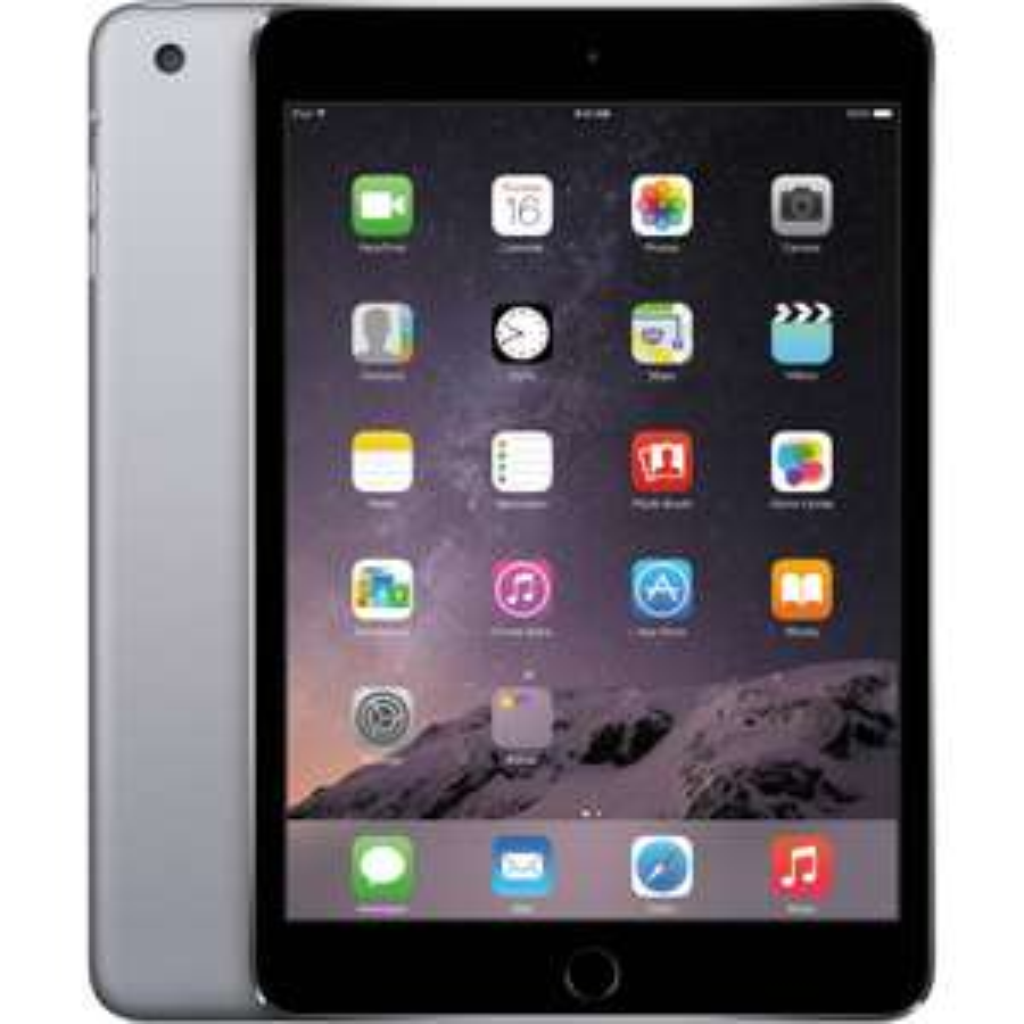 "Tablette 7.9"" Apple iPad mini 3 64Go Wifi - Gris Sidéral"
