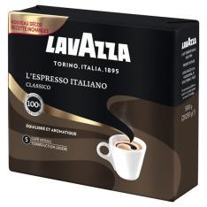 3 Lots Gratuits de Café Moulu LaVazza Espresso Italiano Classico - 6 x 250g  (Via Carte de Fidélité + Shopmium)