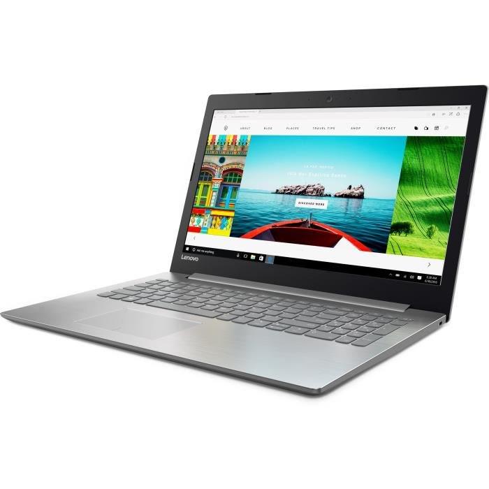 """PC portable 15.6"""" Full HD Lenovo Ideapad 330 - AMD Ryzen 5 2500U, 4 Go RAM, 1 To HDD, Windows 10 (via ODR 100€)"""