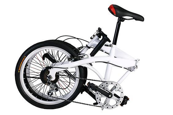 Vélo pliable 6 vitesses