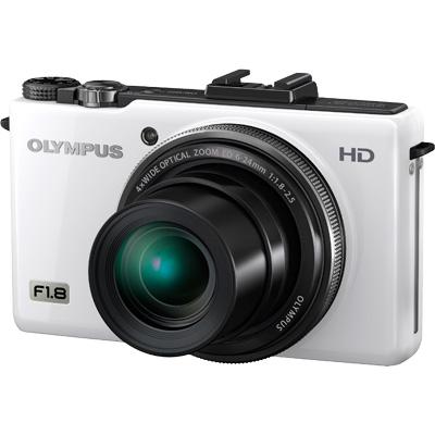 Appareil photo numérique compact - Olympus XZ-1 - Blanc