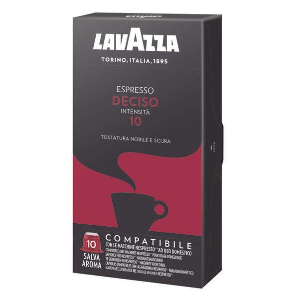 2 paquets de 10 Capsules Lavazza compatible Nespresso (via BDR de 1.2€)
