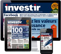 [Nouveaux clients] 1 mois d'abonnement privilège Investir sans engagement (site + 5 numéros) offert