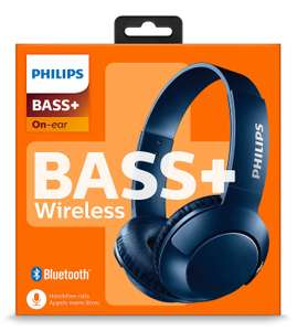 Casque audio sans fil Philips Bass+ SHB3075 - Bluetooth