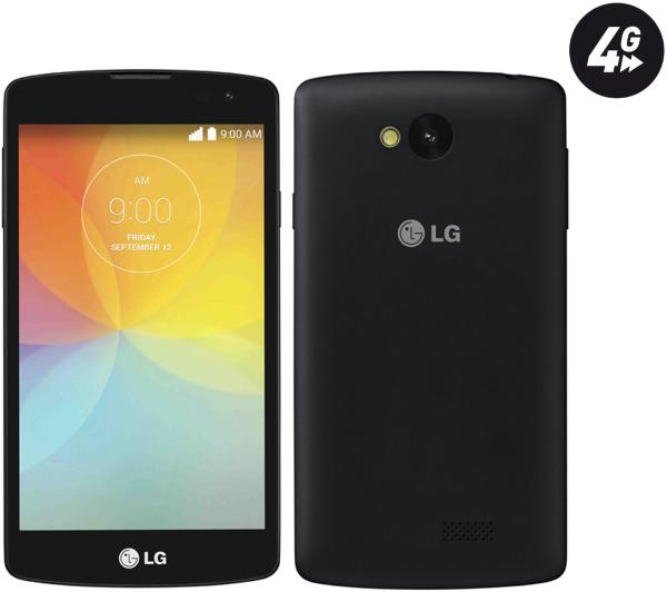 """Smartphone 4,5"""" LG F60 + Coque LG Slim Guard (ODR de 30€)"""