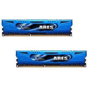 Memoire RAM G.Skill Ares - DDR3 - 16Go (2x8Go) - PC19200 2400Mhz - CL11 - 1.65V