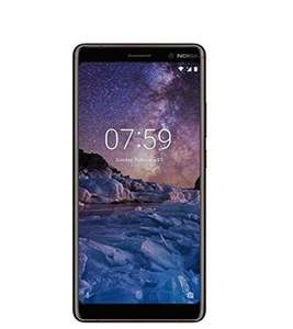 "Smartphone 6"" Nokia 7 Plus - Full HD+, 4 Go RAM, 64 Go ROM, Snapdragon 660, Android One (vendeur tiers - Import EU)"