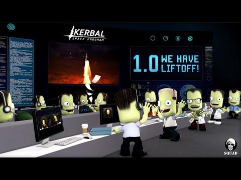 Jeu PC (dématérialisé) Kerbal Space Program