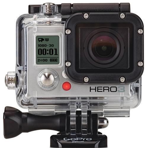GoPro HD Hero3 Silver Edition 1080p