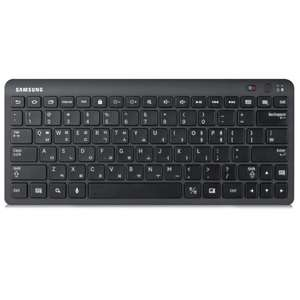 Clavier Samsung Bluetooth 3.0 / Micro USB Noir (Compatible Android)