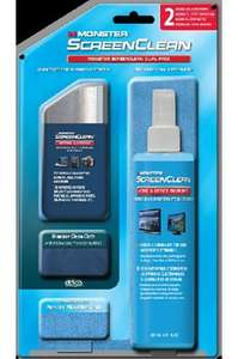 Kit nettoyage écran Monster cable