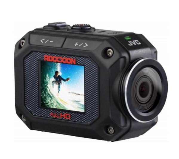 Caméra sport  JVC Adixxion GC-XA2 + 4 accessoires