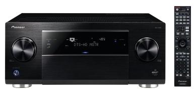 Ampli home-cinéma 9.2 Pioneer SC-LX88 - Noir