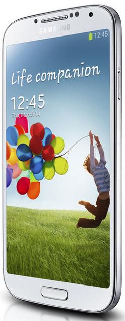 """Smartphone 5"""" Samsung Galaxy S4 (i9515) - 16Go - Blanc"""