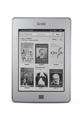 Liseuse e-book Amazon Kindle Touch