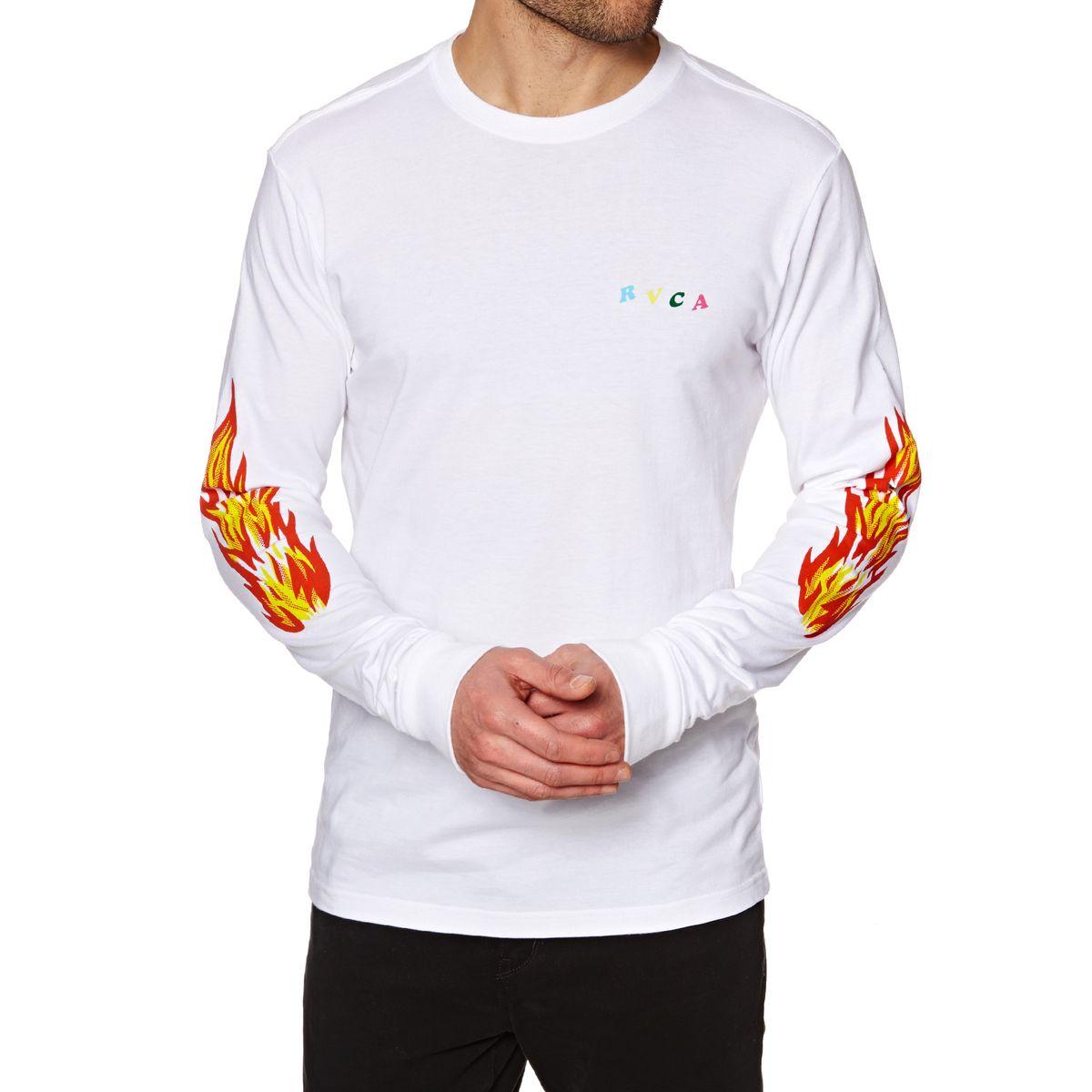 T-shirt homme à manches longues RVCA