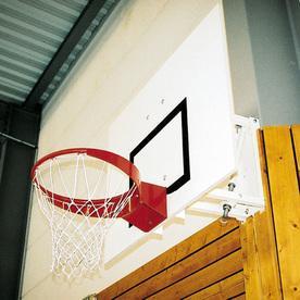 Panier de basket mural hauteur réglable
