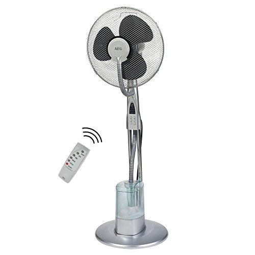 Ventilateur et humidicateur sur pied AEG VL5569LB - Avec télécommande (vendeur tiers)