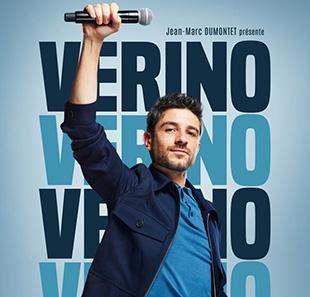 Place pour le spectacle de Verino au Grand Rex le 26/10 à 20h - Catégorie 1