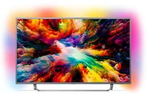 "TV 50"" Philips 50PUS7303 - 4K UHD"