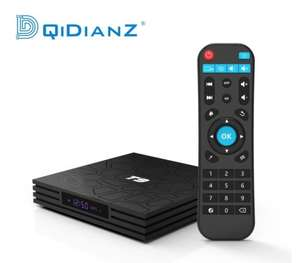 Box TV Android DQiDianZ T9 - PK3288, RAM 4Go, ROM 32Go (vendeur tiers)