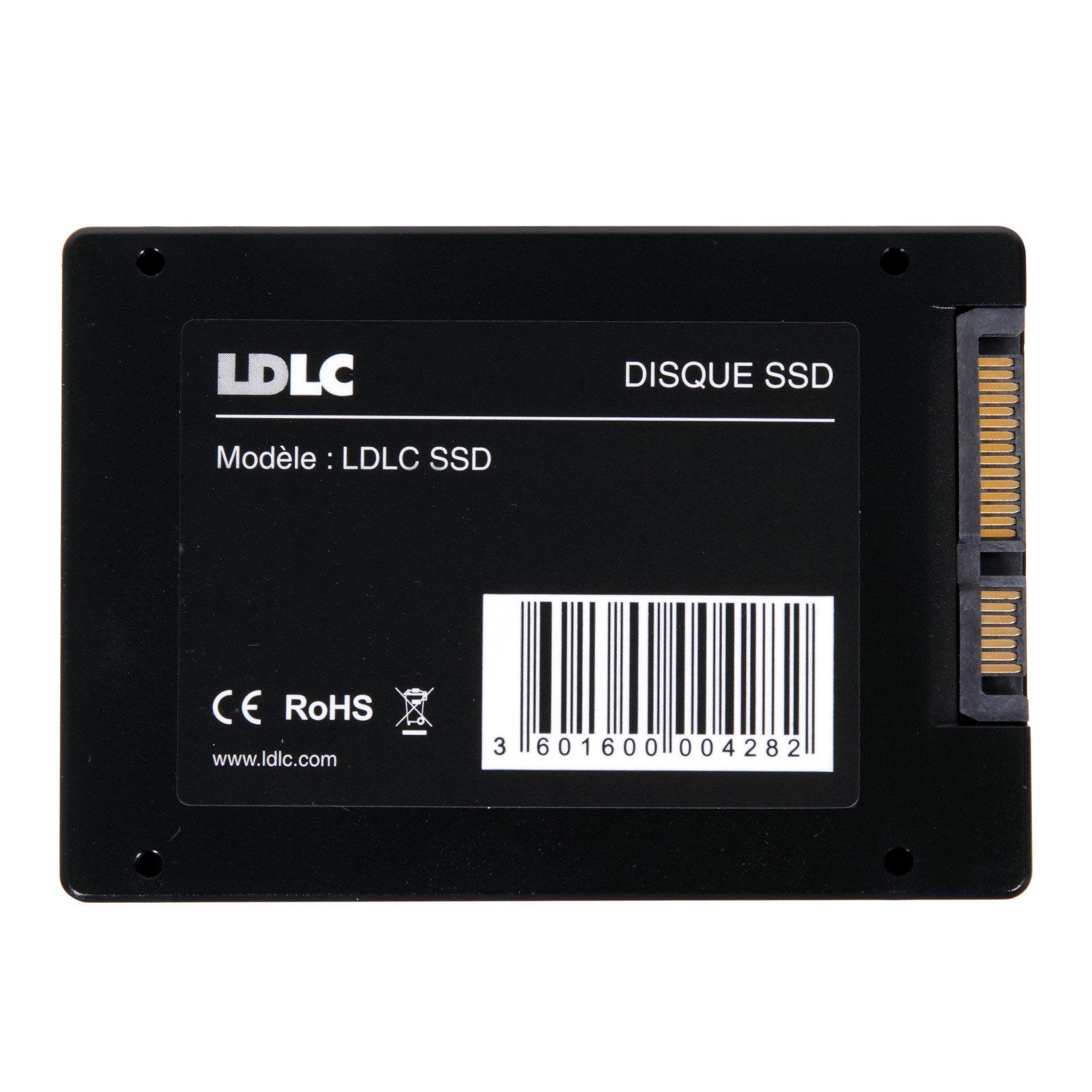 "SSD Interne 2.5"" LDLC F7 Plus 3D Nand - 960Go"