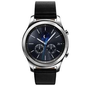 Montre connectée Mixte Samsung Gear S3 Classic
